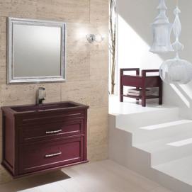 AMBRA Комплект мебели для ванной комнаты EBAN