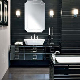 D16 Daphne комплект мебели для ванной Oasis