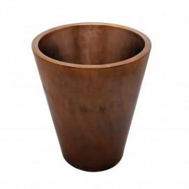 Margaux Jandelle накладная раковина чаша из меди