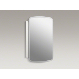 Bancroft® алюминиевый шкафчик для ванной с зеркалом K-CB-CLC2031BAN