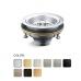 Kohler Iron/Tones кухонная мойка из эмалированного чугуна встраиваемая сверху или снизу, 53х53см, цвет черный