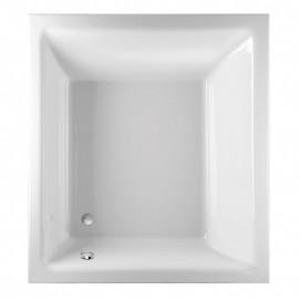 Convexa Mauersberger ванна прямоугольная встраиваемая или отдельностоящая 100х190 и 170х190см с или без гидромассажа