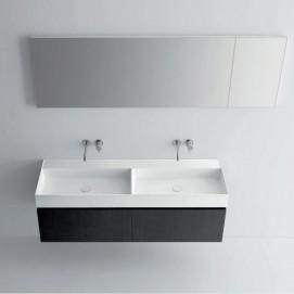8778 Zenit Milldue 144 см мебель для ванной комплект навесная тумба с раковиной