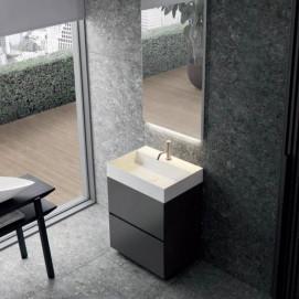 8529 Zenit Milldue 63 см мебель для ванной комплект тумба с раковиной