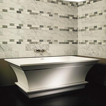 Intarcia роскошная свободностоящая скульптурная ванна в современном классическом стиле