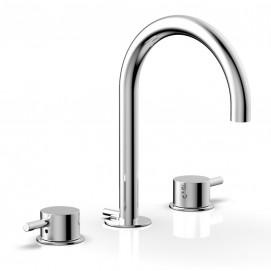 Phylrich элитные смесители в современном стиле для ванной комнаты хром золото никель белый черный