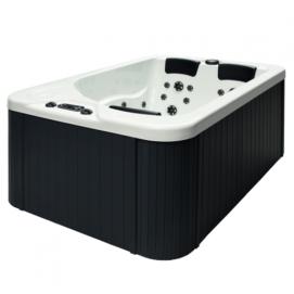 Marina 188x133 мини-бассейн с гидромассажем PoolSpa