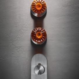 Dorin Radomonte смеситель для душа / ванны встраиваемый из нержавеющей стали (душевая программа)
