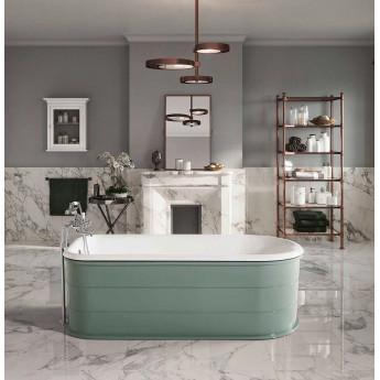CROSBY Recor ванна отдельностоящая из чугуна с внешними панелями