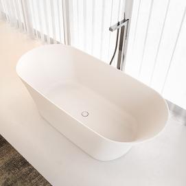 RIHO BARCA BS60 ванна овальная отдельностоящая