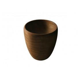 7148 ERGO Galassia накладная раковина на столешницу 40 cm из древесины