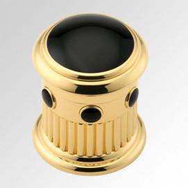 Trocadero Black Onyx THG смеситель элитный с черным ониксом