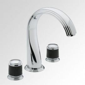Prestige Jaipur Onyx noir Сантехника для ванной комнаты THG