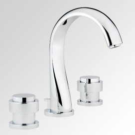 Diplomate smooth rings смесители для ванной комнаты THG