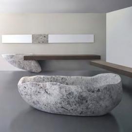 Le Acque Limited Edition ванна из камня Toscoquattro