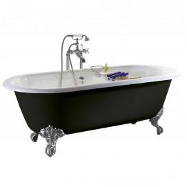 BUCKINGHAM Traditional Bathrooms чугунная ванна свободностоящая с/без отверстий под смеситель