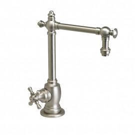Кран для питьевой воды холодной или горячей в классическом стиле хром, бронза, никель