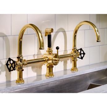 Regulator Waterworks смеситель для кухни с ручным душем