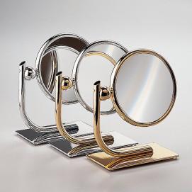 Зеркало настольное двустороннее (с одной стороны увеличительное) Windisch