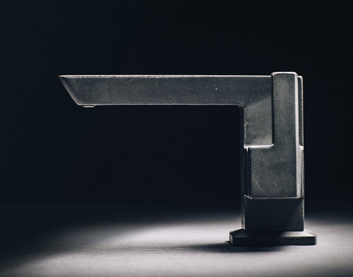 Vettis Concrete BRIZO смеситель из бетона (цемента)