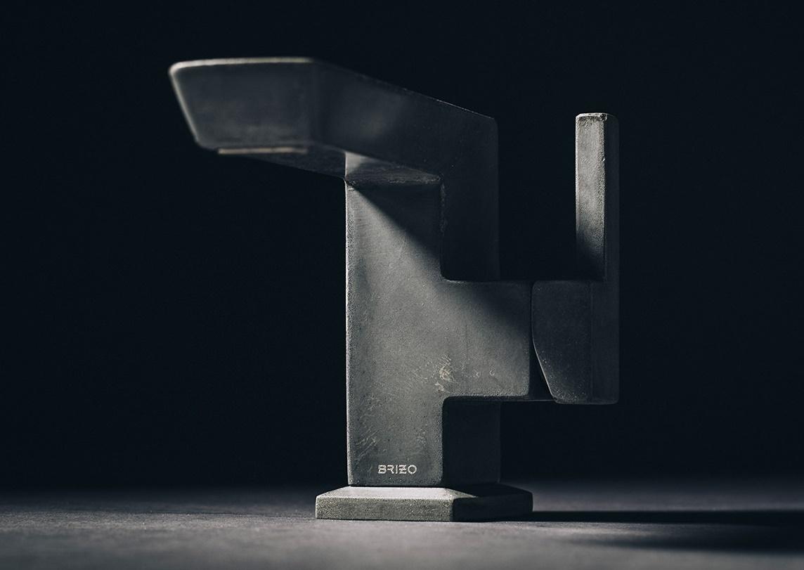Vettis Concrete BRIZO смеситель из цемента